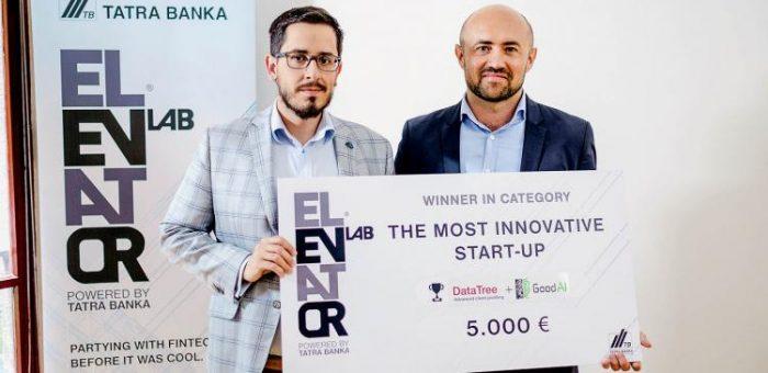 Tatrabanka Elevator Lab 2018